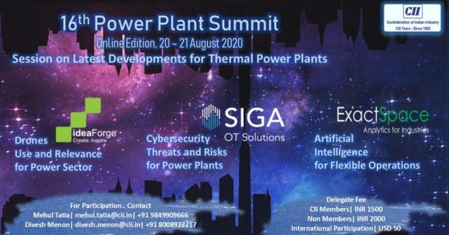 Power Plant Summit