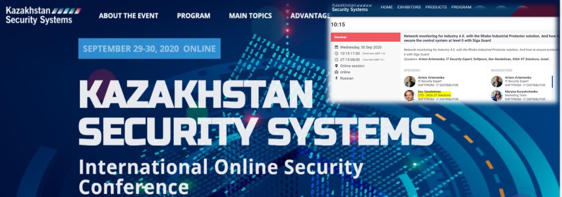 Kazakhstan Security