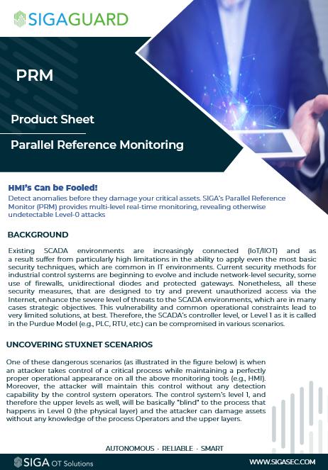 PRM Description
