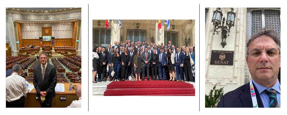 Romania delegation